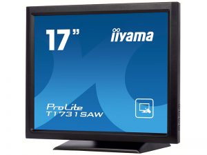 17 Zoll Surface Acoustic Wave Touch Display - iiyama T1731SAW-B5 (Neuware) kaufen