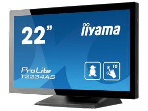 21.5 Zoll 10 Punkt Touchmonitor - iiyama T2234AS-B1 (Neuware) kaufen