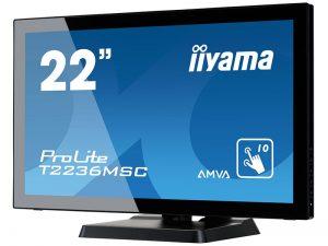21.5 Zoll Touchscreen Monitor - iiyama T2236MSC-B2 (Neuware) kaufen