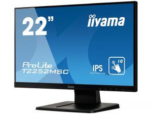 21.5 Zoll Touchscreen Monitor - iiyama T2252MSC-B1 (Neuware) kaufen