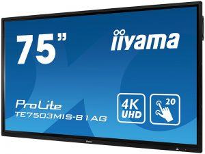 75 Zoll Multi-Touch-Display - iiyama TE7503MIS-B1AG (Neuware) kaufen