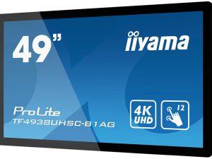 49 Zoll Multi-Touch-Display - iiyama TF4938UHSC-B1AG (Neuware) kaufen