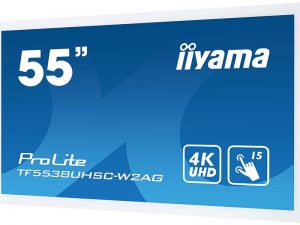 55 Zoll Multi-Touch-Display - iiyama TF5538UHSC-W2AG (Neuware) kaufen