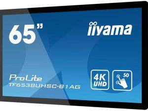 65 Zoll Multi-Touch-Display - iiyama TF6538UHSC-B1AG (Neuware) kaufen