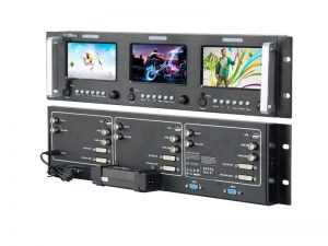 5 Zoll Triple-Monitorbrücke - RGBlink RMS 5533 mieten