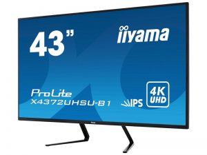 43 Zoll Widescreen Monitor - iiyama X4372UHSU-B1 (Neuware) kaufen