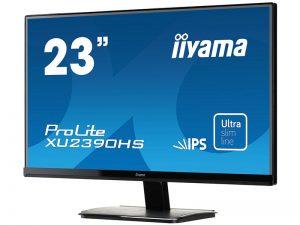 23 Zoll Widescreen Monitor - iiyama XU2390HS-B1 (Neuware) kaufen