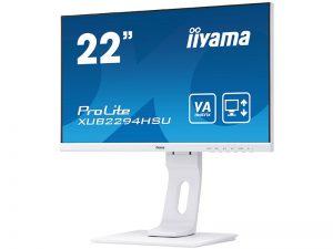 21.5 Zoll Widescreen Monitor - iiyama XUB2294HSU-W1 (Neuware) kaufen