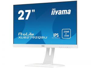 27 Zoll Widescreen Monitor - iiyama XUB2792QSU-W1 (Neuware) kaufen