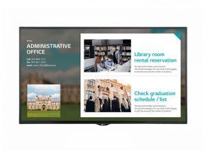 43 Zoll Full HD Display - LG 43SE3KE-B (Neuware) kaufen