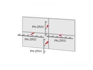 Spiegelrahmen lang - Sharp PNZR32 (Neuware) kaufen