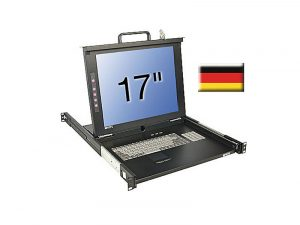 17 Zoll KVM Terminal Classic DE - Lindy 21606 (Neuware) kaufen
