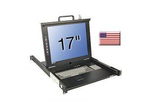 17 Zoll KVM Terminal Classic US - Lindy 21611 (Neuware) kaufen