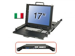 17 Zoll KVM Terminal PRO IT - Lindy 21613 (Neuware) kaufen