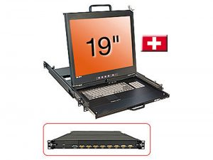 19 Zoll Eingabeterminal - Lindy 21654 (Neuware) kaufen