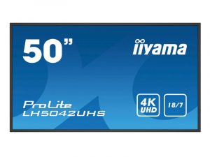 50 Zoll Display - iiyama LH5042UHS-B3 (Neuware) kaufen