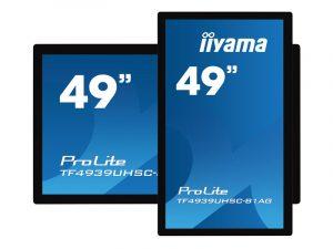 49 Zoll Touch Monitor - iiyama TF4939UHSC-B1AG (Neuware) kaufen