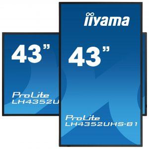 43 Zoll Display - iiyama LH4352UHS-B1 (Neuware) kaufen