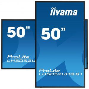 50 Zoll Display - iiyama LH5052UHS-B1 (Neuware) kaufen