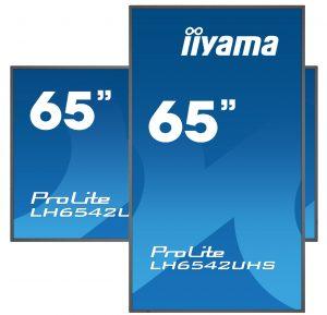 65 Zoll Display - iiyama LH6542UHS-B3 (Neuware) kaufen